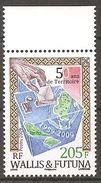 Wallis Und Et Futuna 2009 Territoire D'outre-mer Überseeterritorium Michel No. 1001 MNH Postfrisch Neuf - Wallis Und Futuna