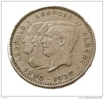 10 Francs - Belgique -  Albert I  - 1930 - Nickel -  TB+ - - 1909-1934: Albert I