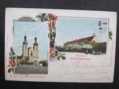 AK BOLDOGASSZONY FRAUENKIRCHEN B. Neusiedl 1901///  D*22093 - Österreich