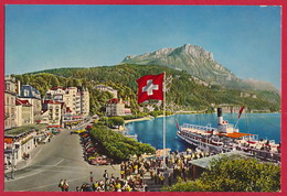 AK SCHWEIZ, Brunnen ~ Um 1965 - SZ Schwyz