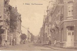 Ciney - Rue Pierrevennes (animée, Réparations Horlogerie, Papetirie Studio) - Ciney