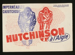 Buvard - HUTCHINSON - à L'aigle - Buvards, Protège-cahiers Illustrés