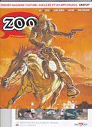Zoo N° 63 De 2017: Clowes Hermann Eisner Kamimura... - Magazines Et Périodiques