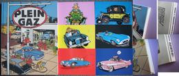 Plein Gaz - Chaland Franquin Herge Jano Tillieux Greg Jacobs Moebius Clerc Etc - Livres, BD, Revues