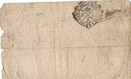 VP7813 - Cachet Généralité Ville De TOURS - Acte De 1728 - MARQUET Laboureur à DOUCES ( DOUE LA FONTAINE ) - Cachets Généralité