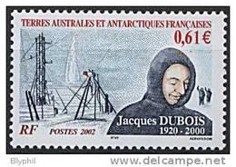 TAAF, N° 331** Y Et T - Unused Stamps
