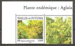 Wallis Und Et Futuna 2008 Plante Endemique Aglaia Endemische Pflanzen Michel No. 973 MNH Postfrisch Neuf - Wallis Und Futuna