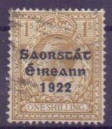 Irland Mi. 36 Gest. (€ 20,00) - Ansehen!! - 1922 Governo Provvisorio