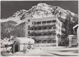 AK -  LENZERHEIDE -  Pension Bella Val  1964 - GR Grisons