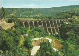 T2281 Ghilarza (Oristano) - La Diga Sul Fiume Tirso / Non Viaggiata - Other Cities
