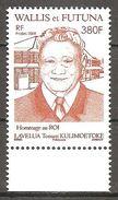 Wallis Und Et Futuna 2008 König Roi Lavelua Tomasi Kulimoetoke Michel No. 970 MNH Postfrisch Neuf - Ungebraucht