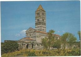 T2284 Codrongianus (Sassari) - Basilica Di Saccargia - Eglise, Church, Kircke / Non Viaggiata - Italia