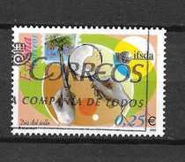 LOTE 1172  ///  ESPAÑA  AÑO 2002 DIA DEL SELLO - 1931-Hoy: 2ª República - ... Juan Carlos I
