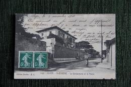 ALGER - ST EUGENE, La Gendarmerie Et La Mairie - Alger