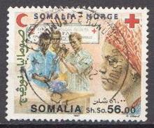 Somalia Used Stamp - Somalia (1960-...)