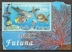 Wallis Und Et Futuna 2008 Annee Internationale De La Planete Terre Planet Erde Michel No. 967 MNH Postfrisch Neuf - Ungebraucht