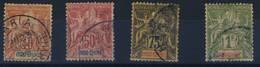 INDOCHINE   N°  12 À   15 - Indochine (1889-1945)