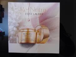ESTEE LAUDER Parfum Cosmetique Carte - Modern (from 1961)