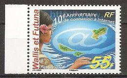 Wallis Und Et Futuna 2008 Internet Michel No. 962 MNH Postfrisch Neuf - Ungebraucht