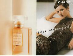 Cartes Parfumées Carte CHANEL COCO MADEMOISELLE De CHANEL DOUBLE RECTO VERSO CARTE PAYS BAS ? - Cartes Parfumées