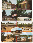 2 Sts Pcs Tafeltennis Tennis De Table  Met Postzegel Avec Timbre NL Putten 1966   En  Ees Drenthe 1982  R 859 - Tennis De Table