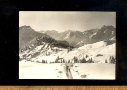 BRETAYE Vaud : Les Dents De Morcles Mont Mt Blanc Et Dents Du Midi 1965 - VD Vaud