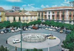CASERTA - Aversa - Piazza Vittorio Emanuele - 1968 - Aversa