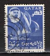 QATAR - 1961 - Sheik Ahmad Bin Ali Al Thani - USATO - Qatar