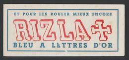 Buvard - RIZ LA + - Blotters