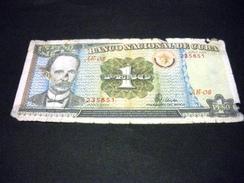CUBA 1 Peso 1995 , Pick N° 112 , CUBA - Cuba