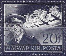 Hungary 1942 - Miklos Horthy ( Mi 695 - YT Pa 52 )