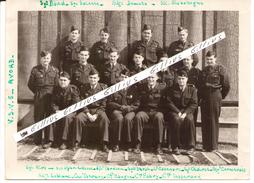 (Aviation) Pilotes Officiers Tous Identifiés En 1940 à AVORD  V.S.V. 5 - Aviation