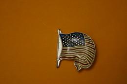 Drapeau USA - Pin's