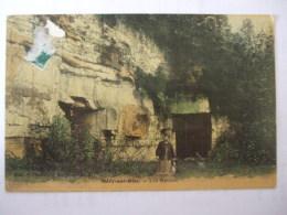 26012017 - 95 -  MERY SUR OISE - LES ROCHES  - - Vitry Sur Seine