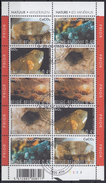 BELGIQUE 2003 Nº 3167/71 EN HB USADO 1º DIA - Bélgica