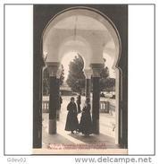 GRNTP6180CPA-LFTD10328TAR.Tarjeta Postal DE GERONA.Entrada Y Arcada Balneario Vichy Calalan. CALDAS DE MALAVELLA. - Edificios & Arquitectura