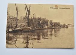 PK/CP Willebroeck Willbroek Zicht Op De Vaart Vue Sur Le Canal - Willebroek
