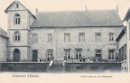 Souvenir D'Emael, Ecole Dirigée Par Des Religieuses (pk33223) - Bassenge