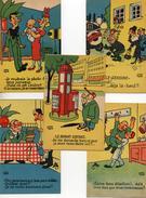 Illustrateur Pierre Zyreze ? - Lot De 17 Cartes Humour - Autres Illustrateurs