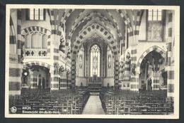 +++ CPA - AS - ASCH - ASSE - Binnenzicht Der R.K. Kerk - Nels   // - As