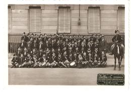 FO--0003-- FOTO DI GRUPPO CLASSE V TORINO ABBIGLIAMENTO BALILLA-TAMBURINI- 1 A CAVALLO 25 Aprile 1934 - Persone Anonimi