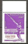 Wallis Und Et Futuna 2007 Lolesio Tuita Speerwerfer Michel No. 951 MNH Postfrisch Neuf - Ungebraucht