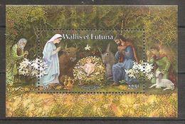 Wallis Und Et Futuna 2006 Xmas Christmas Noel Weihnachten Michel No. Bl. 20 (942) MNH Postfrisch Neuf - Ungebraucht