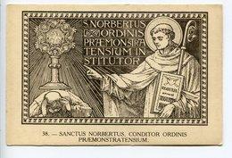St Norbertus, Norbert,  Gravure, Etching, De Cramer - Saints
