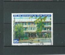Timbre Oblitére De Polynésie 2001 - Polynésie Française