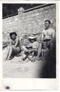 LE RAYOL  1949   SUR LA PLAGE - Lieux