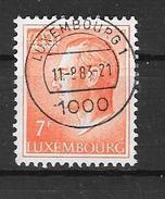 Mi 1080 Met Brugstempel Luxembourg 1) ( Zeer Mooi )