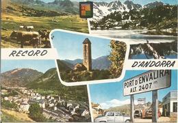 RECORD  D'ANDORRA.  ( Scan Veerso). - Andorre