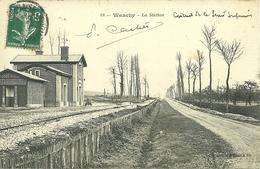 76  WANCHY - LA STATION (ref 237) - Autres Communes