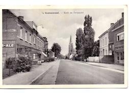 CP - PK - Foto 's Gravenwezel Schilde - Kerk En Dorpzicht - Animé - Schilde